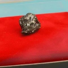 Steenkoolfragment uit het wrak van de Titanic