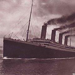 Postkaarten Titanic