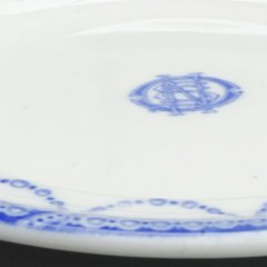 OSNC Bradford side plate